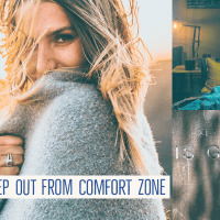 How to Step Out of Your Comfort Zone and it Benefits