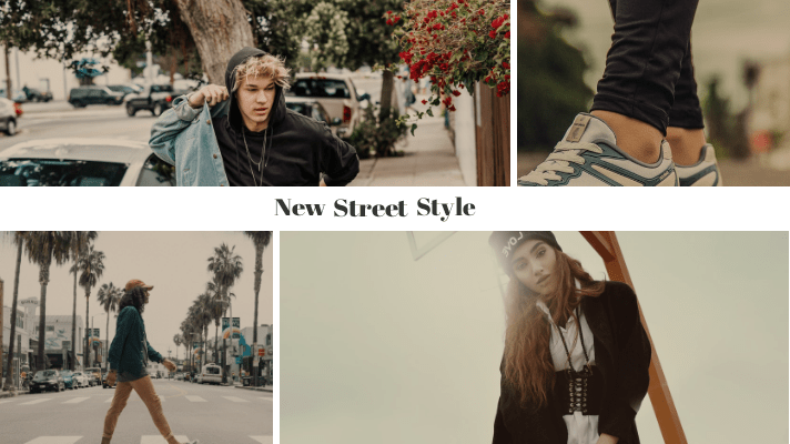 Trends in New Street Style