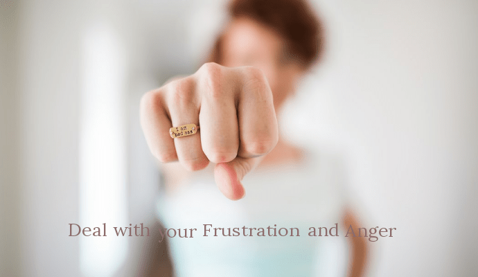 deal with your frustration
