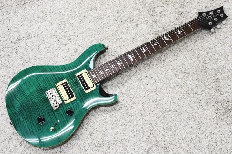PRS SE Custom 24 Green