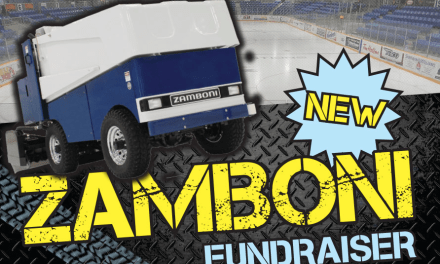 Fundraising for a New Resurfacer