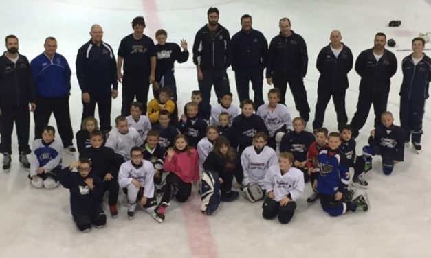 Rebuilding a Minor Hockey Club