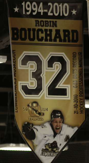 Robin Bouchard, the Great Undrafted