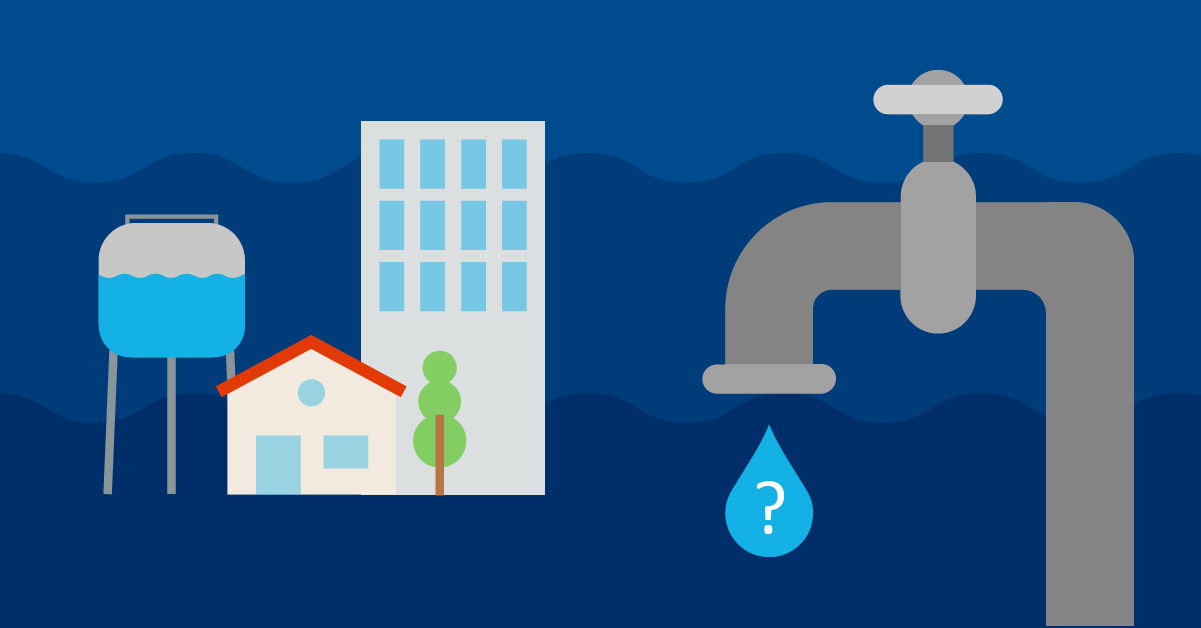 Where Does Drinking Water Come From?