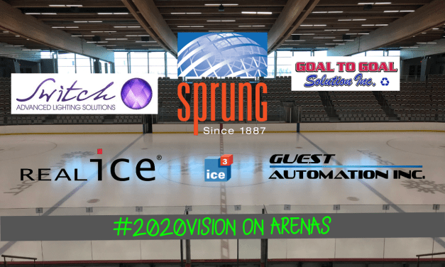 #2020Vision on Ice Arenas