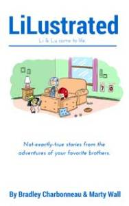 Li & Lu come to life in their first illustrated book.