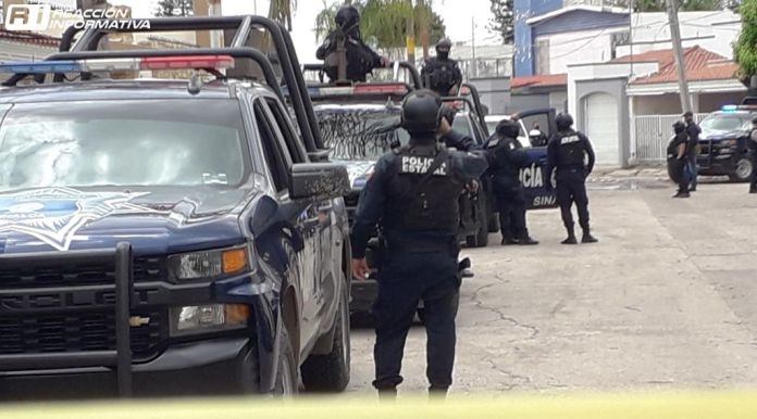 """Last night's shooting in Insurgentes and La Marina """"is not to alert us"""";"""