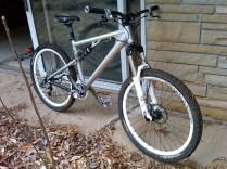 Santa Cruz Blur 4x - LOVED this bike