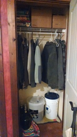 closet overview