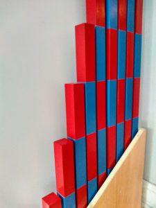 How Montessori teaches math