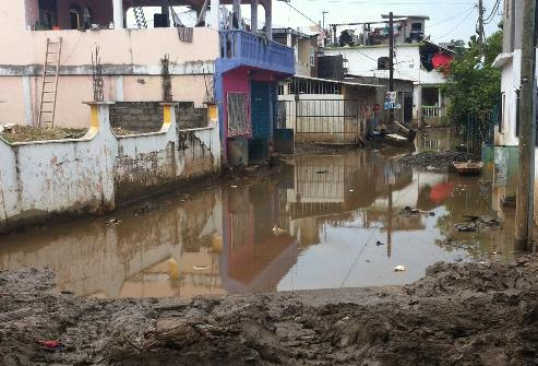 Mexico: 'We need water'