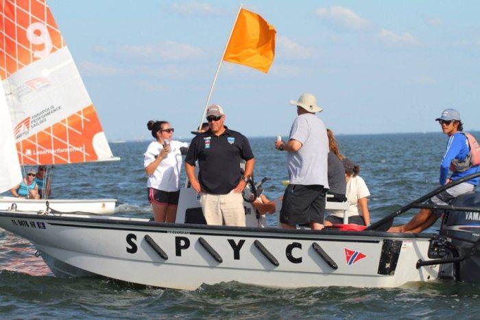 sailing, coaches, regatta
