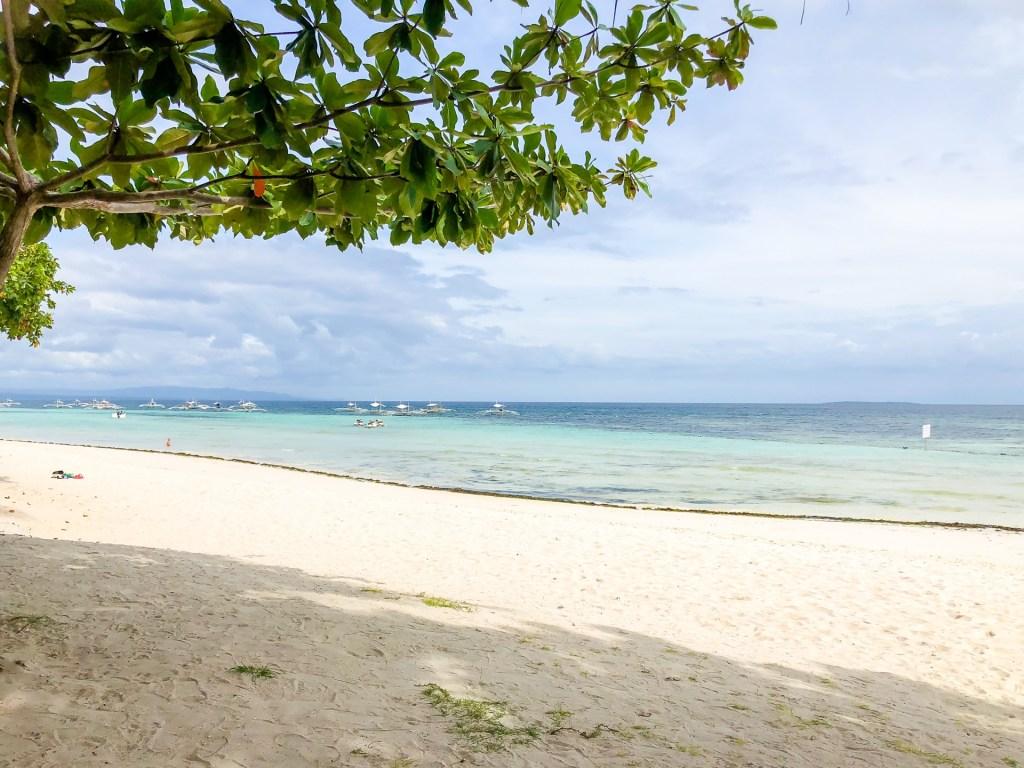 Dumaluan beach, Panglao, Philippines