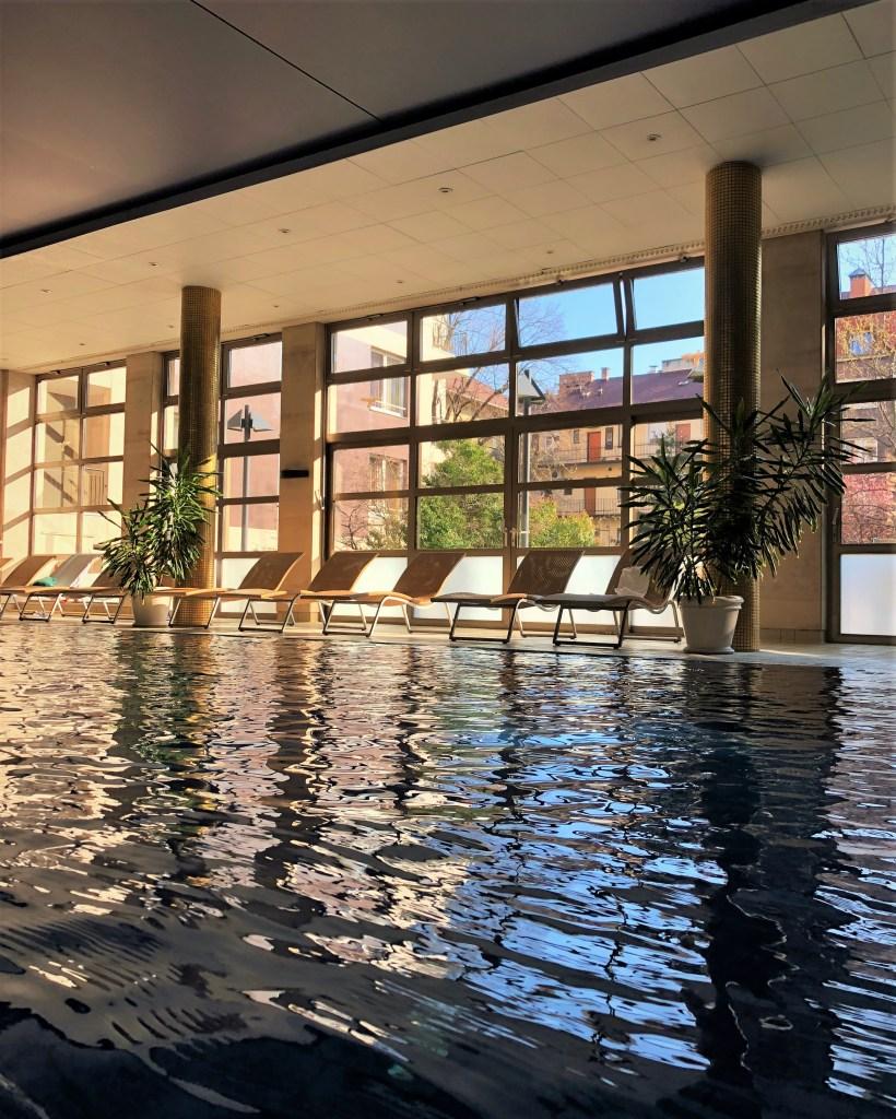 Pool, Adina Apartment Hotel Budapest