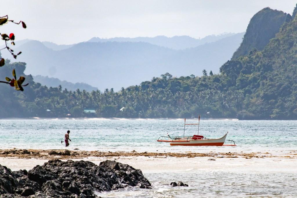 El Nido landscape, Palawan, Philippines