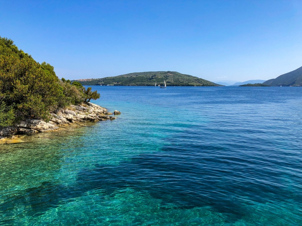 The archipelago of Lefkada, Greece