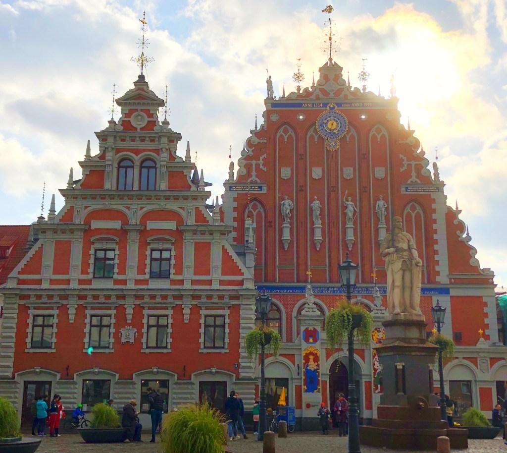 House of the Blackheads, Riga, Latvia