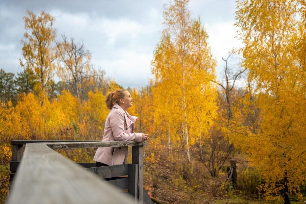 Reachinghot Hanna at Sigulda