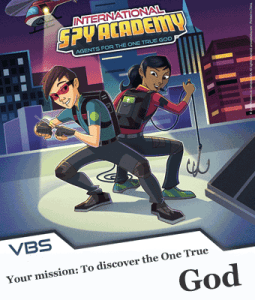 VBS mission poster