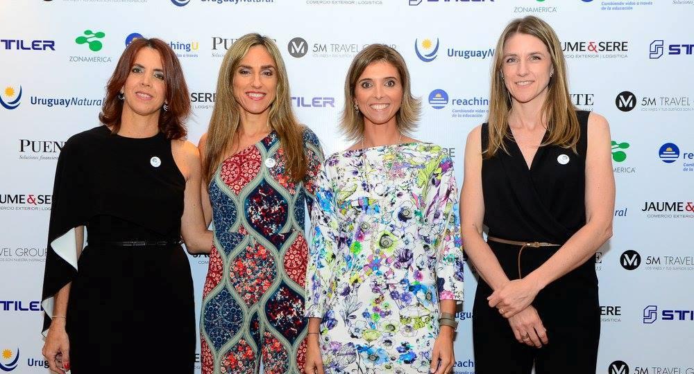 Cena Anual en Montevideo: 15 años iluminando futuros