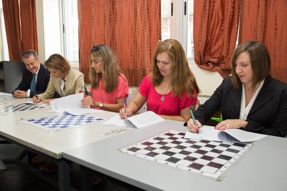 ReachingU y Maroñas unidos con Cimientos Uruguay en apoyo al Liceo 13