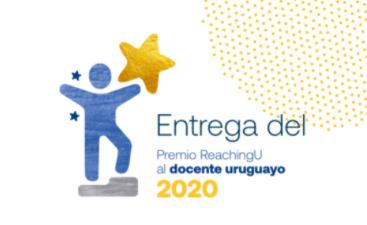 Premio ReachingU al Docente Uruguayo 2020: ¡Ya están los cinco finalistas!