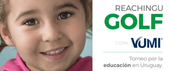 AGENDATE: 5ta. Edición de ReachingU Golf – Copa VUMI