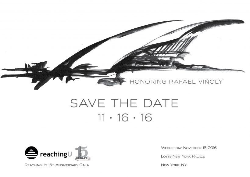 Agendátelo: Gala 15º Aniversario Nueva York, 16 de noviembre