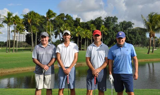 11º Torneo Anual de Golf en Miami