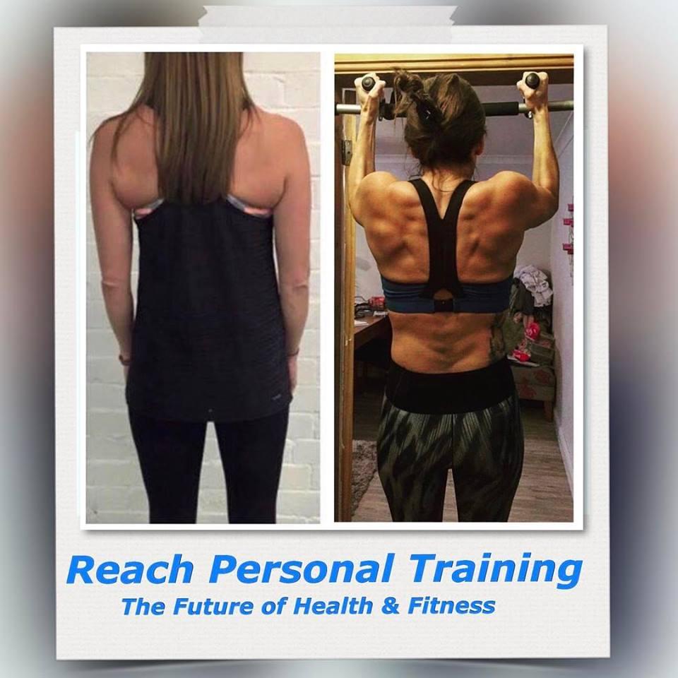 Personal Training Birstall Client Victoria