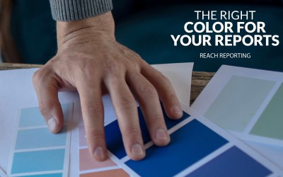 The color of your financial reports