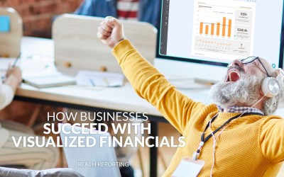 How Businesses Succeed with Visualized Financials