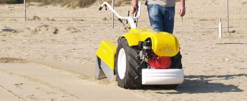 Walk Behind Beach/Sand Cleaners
