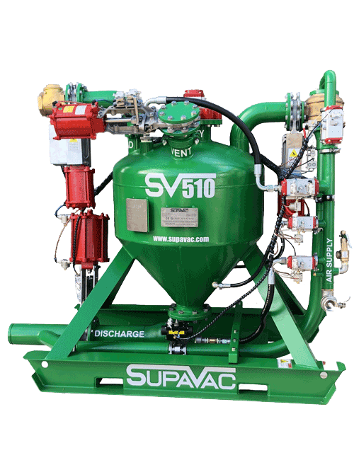 Supavac SV510 Heavy Duty Solids Pump