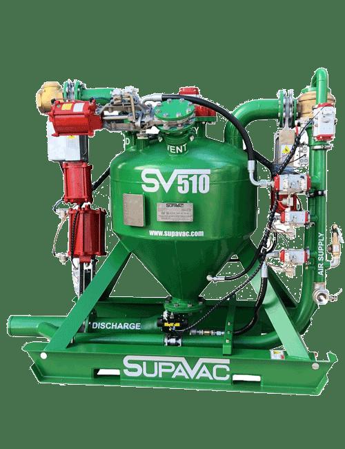 Supavac SV510 Heavy Duty Solids Pump