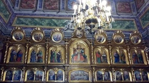 Othodox Church in Golice area // Biserică ortodoxă din împrejurimile Gorlice
