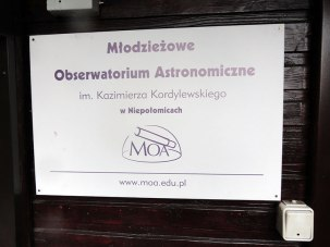Astronomical observatory from Niepolomice // Observatorul Astronomic din Niepolomice