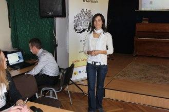 Slovenian's presentation // Prezentarea echipei slovene