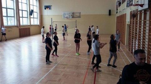 School tour - Sport hall // Turul școlii - sala de sport