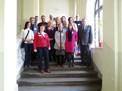 Teachers of Erasmus // Profesroii Erasmus