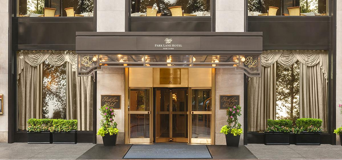 The Park Lane Hotel Review