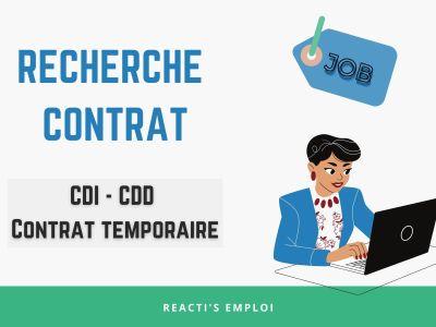 Recherche d'emploi avec l'agence d'intérim à Annecy et Chambéry