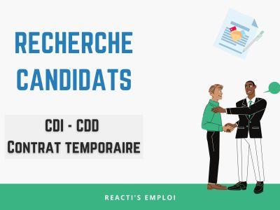 Notre agence d'intérim Annecy et Chambéry proposent la recherche de candidats