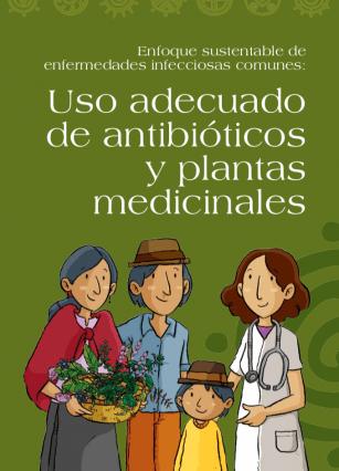 Enfoque sustentable de enfermedades infecciosas comunes: uso adecuado de antibióticos y plantas medicinales