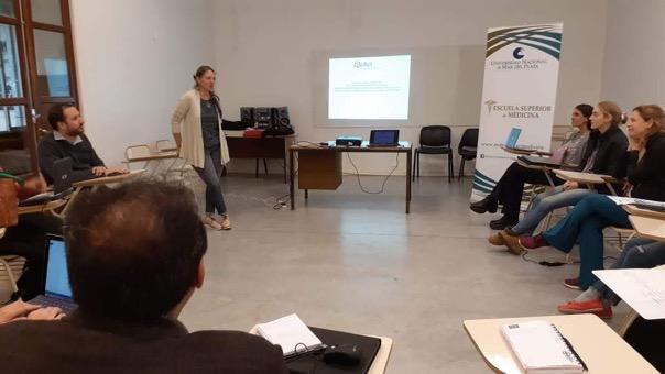 Equipo interdisciplinario trabaja el diseño curricular de la Alforja Educativa