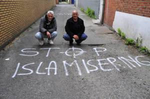 Islamisering: toejuichen! Kritiek op de islamisering: kan niet, veroordelen! Vlaanderen anno 2015...