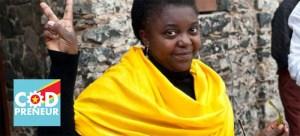 Cécile Kyenge wil andersdenkenden in de gevangenis.