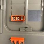 Prototype quick connect in breaker slot - power progress