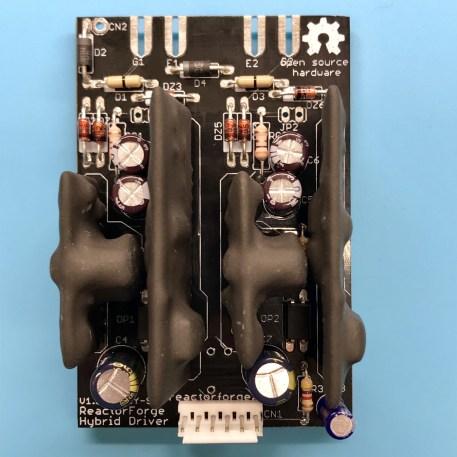 RF-HD2 Hybrid Driver