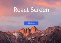 react-screen